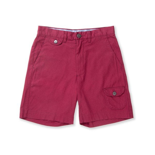 Penfield Grafton Short (Red)