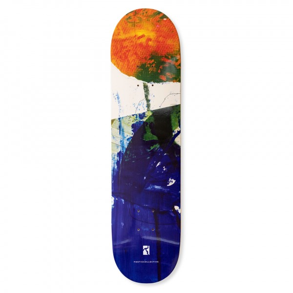 """Poetic Collective Collage #3 Skateboard Deck 8.5"""""""