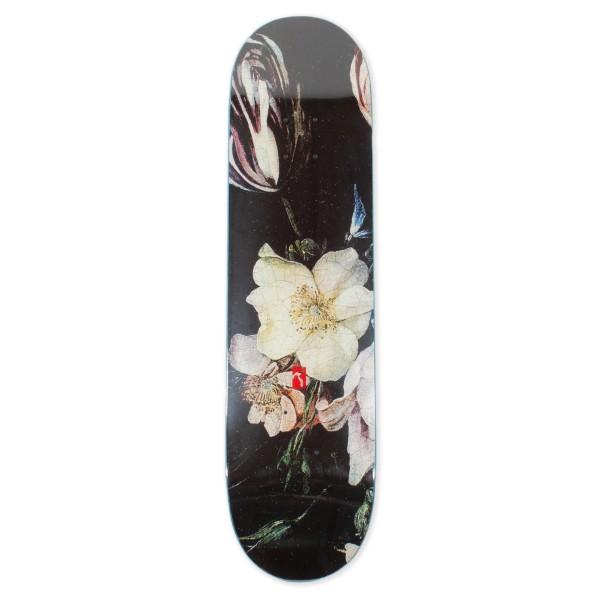 "Poetic Collective Flower Still Life Skateboard Deck 8.0"""