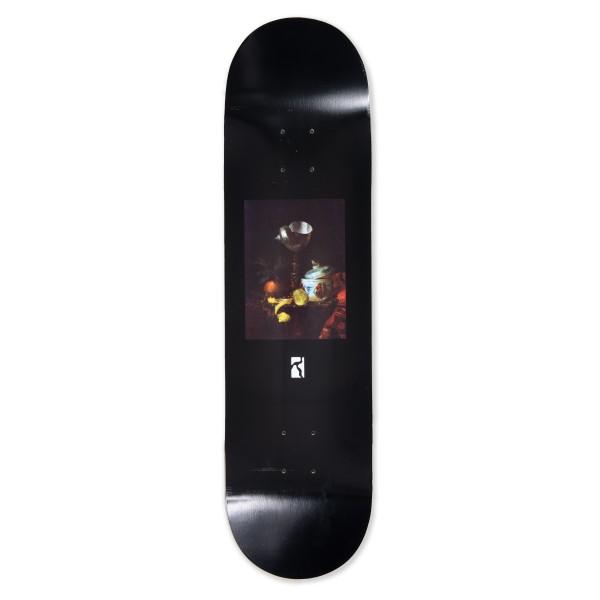 """Poetic Collective Framed Skateboard Deck 8.375"""" (Black)"""