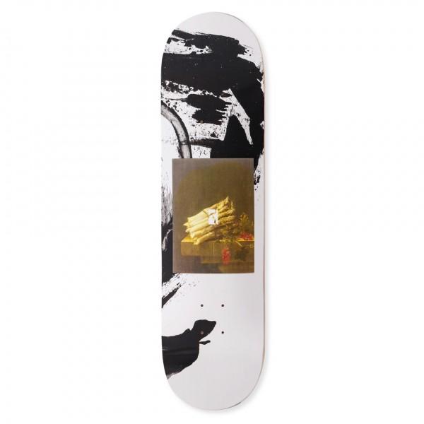"Poetic Collective Half and Half #2 Skateboard Deck 8.25"""
