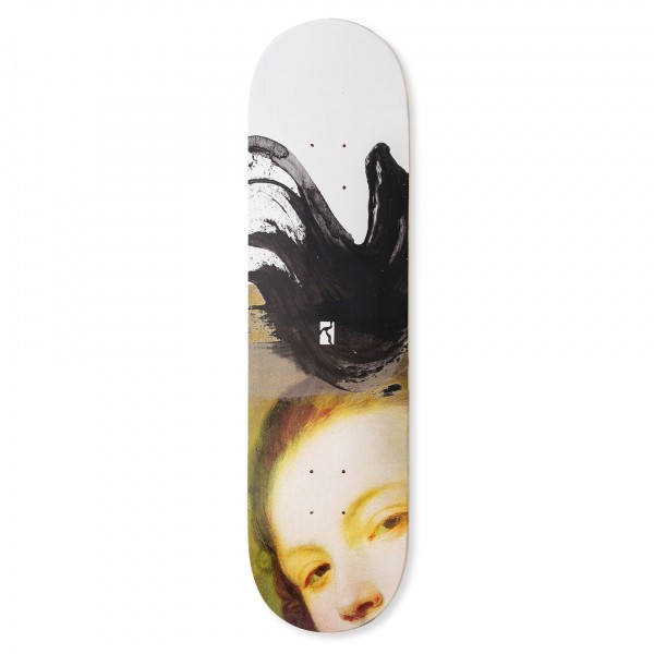 "Poetic Collective Half and Half #3 Skateboard Deck 8.375"""