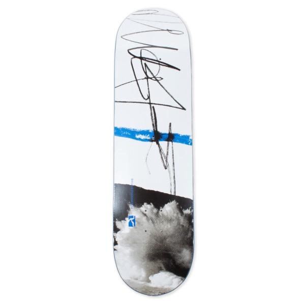 "Poetic Collective Sketch Skateboard Deck 8.25"""