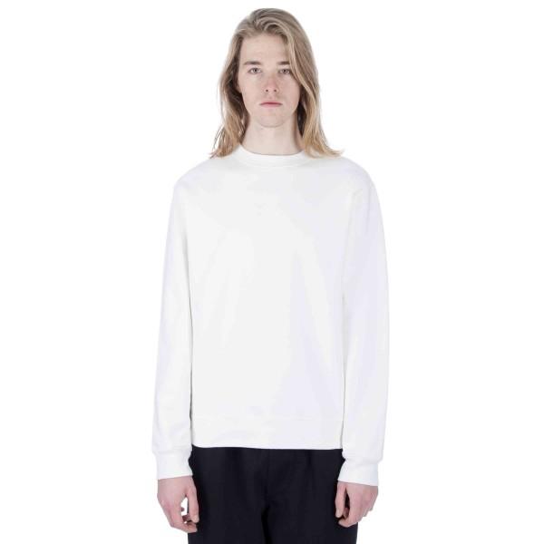 Polar Heavyweight Default Crew Neck Sweatshirt (Ivory White)