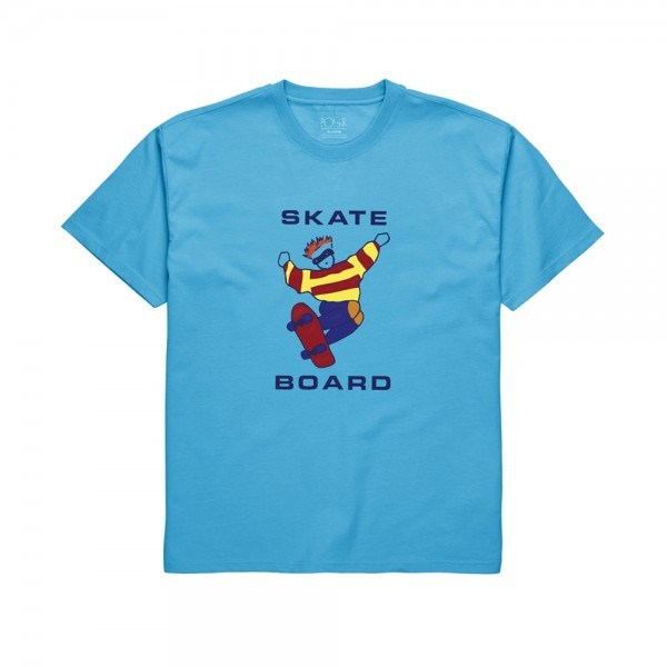 Polar Paul T-Shirt (Turquoise)