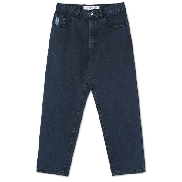 Polar Skate Co. '93 Denim Jeans (Blue Black)