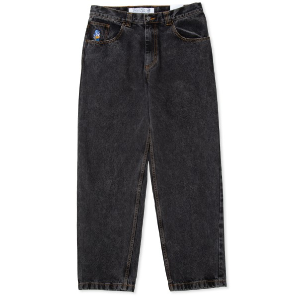 Polar Skate Co. '93 Denim Jeans (Washed Black)