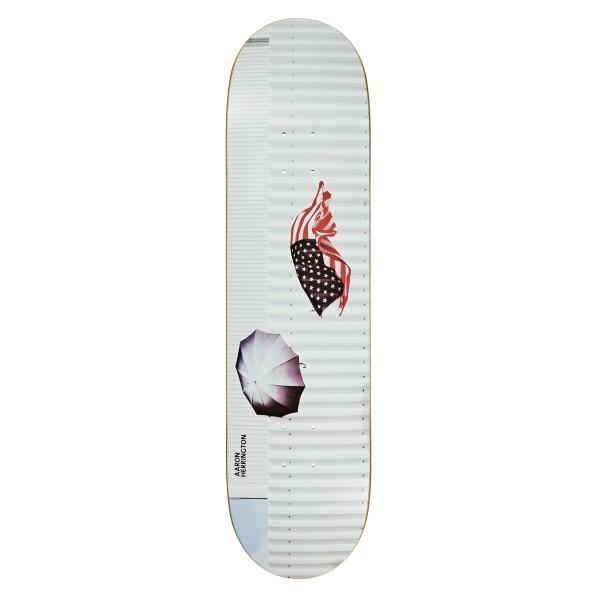 "Polar Skate Co. Aaron Herrington America Skateboard Deck 8.375"" (Everslick)"