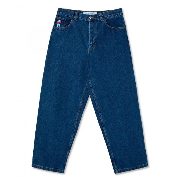 Polar Skate Co. Big Boy Denim Jeans (Dark Blue)