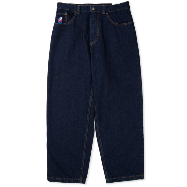 Polar Skate Co. Big Boy Denim Jeans (Deep Blue)