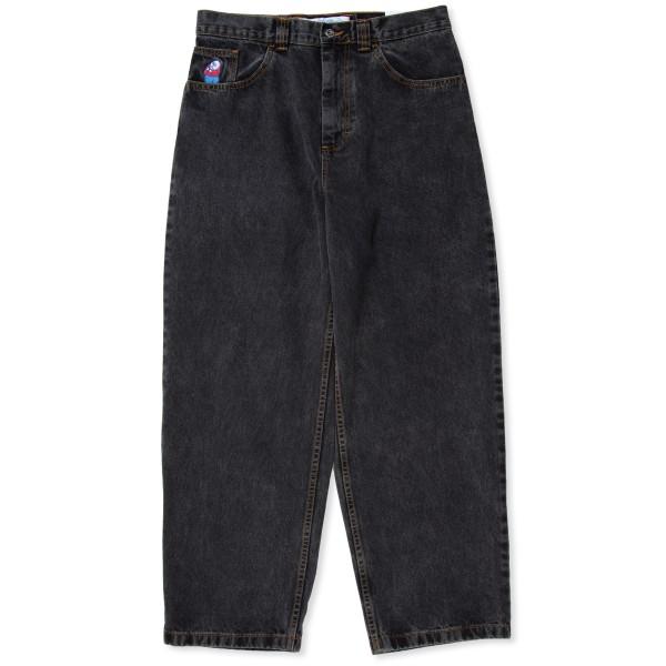 Polar Skate Co. Big Boy Denim Jeans (Washed Black)