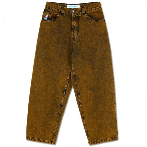Polar Skate Co. Big Boy Denim Jeans (Yellow Black)