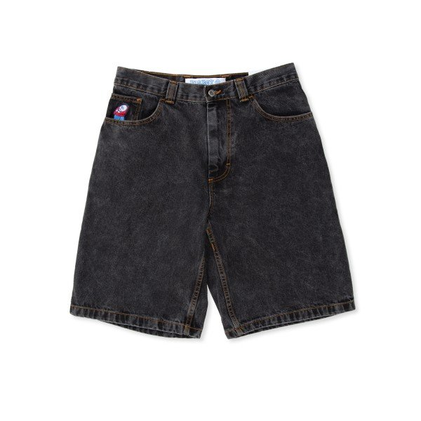 Polar Skate Co. Big Boy Shorts (Washed Black)