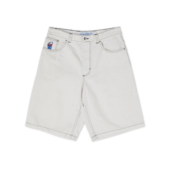 Polar Skate Co. Big Boy Shorts (Washed White)