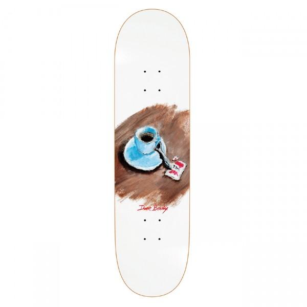 "Polar Skate Co. Dane Brady Cimbalino Skateboard Deck 8.375"""