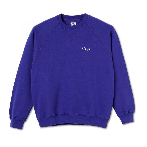 Polar Skate Co. Default Crew Neck Sweatshirt (Purple)