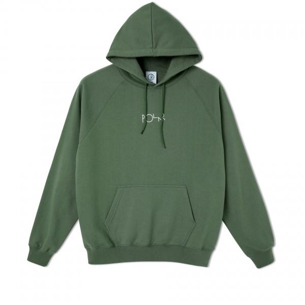 Polar Skate Co. Default Pullover Hooded Sweatshirt (Khaki)