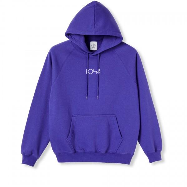 Polar Skate Co. Default Pullover Hooded Sweatshirt (Purple)