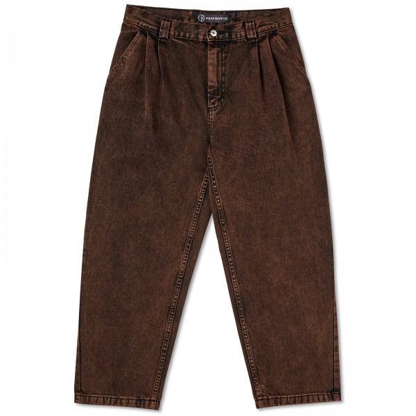 Polar Skate Co. Grund Chino (Brown Black)