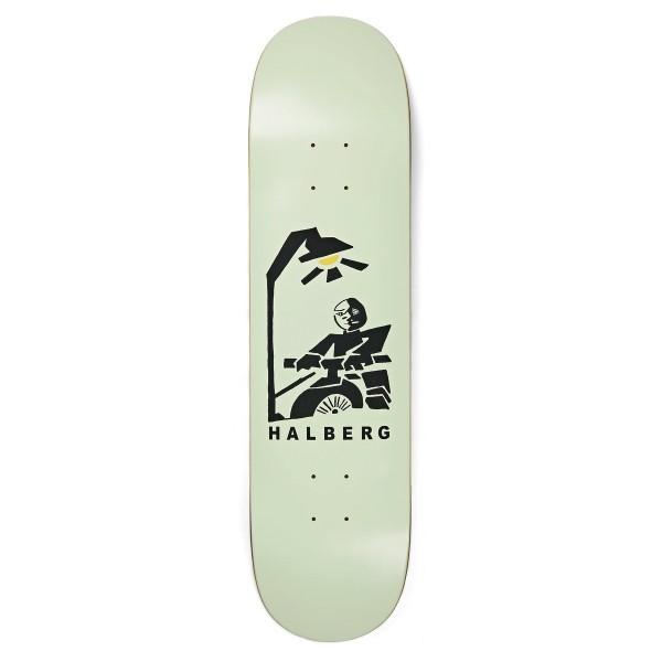 "Polar Skate Co. Hjalte Halberg Insomnia Skateboard Deck 8.0"" (Mint)"