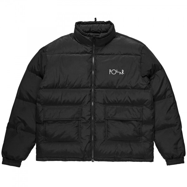 Polar Skate Co. Pocket Puffer (Black)