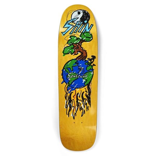 Polar Skate Co. Shin Sanbongi Bonzai Ride Skateboard Deck P9