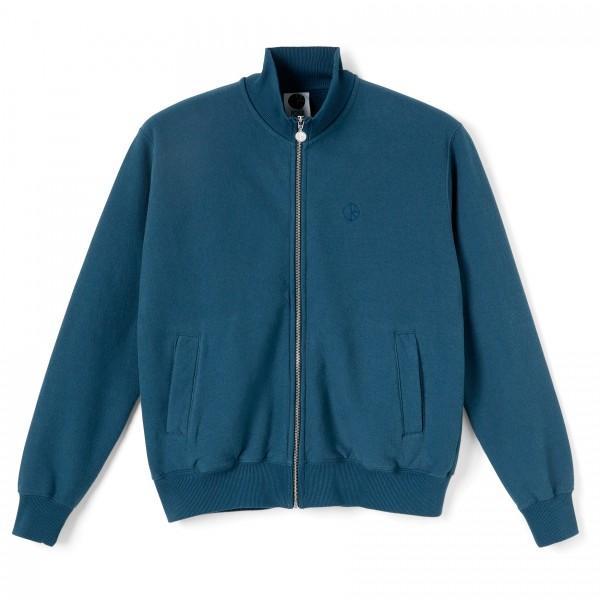 Polar Skate Co. Torsten Track Jacket (Blue)