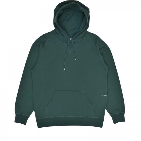 Pop Trading Company Logo Pullover Hooded Sweatshirt (Bistro Green)