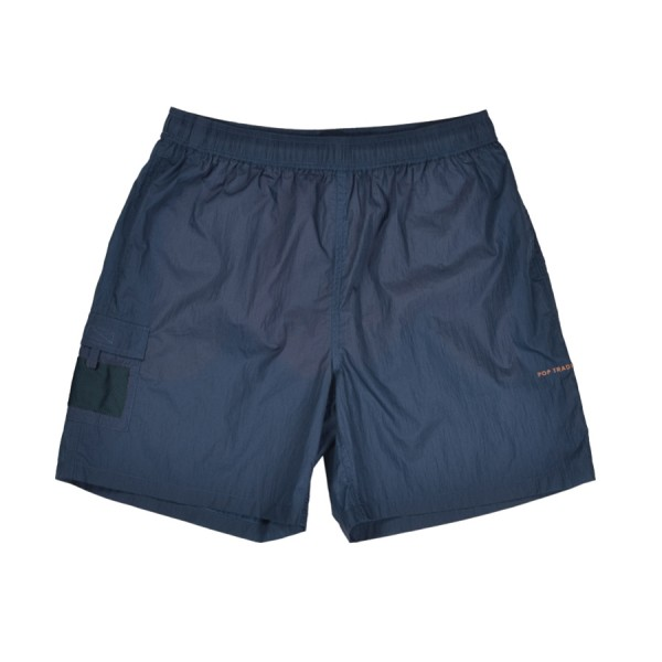 Pop Trading Company Painter Short (Dark Teal)