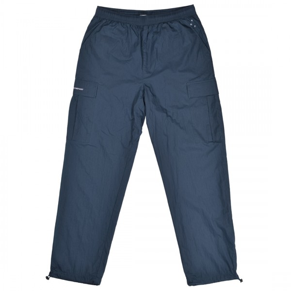 Pop Trading Company Ripstop Cargo Track Pant (Dark Teal)
