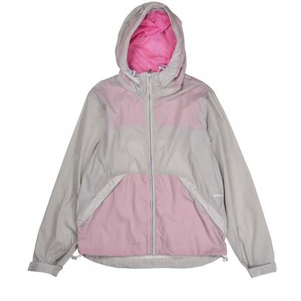 Pop Trading Company Vondel Jacket (Light Grey)