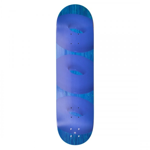 "Pop Trading Company x Thomas Van Rijs Skateboard Deck 8.5"""