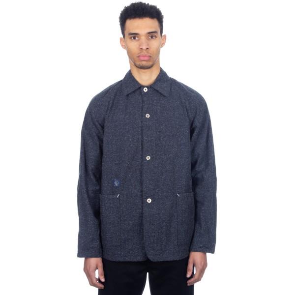 Post O'Alls BDU-R Jacket (Blue Grey Heather)