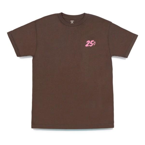 Quartersnacks Snackman T-Shirt (Brown)