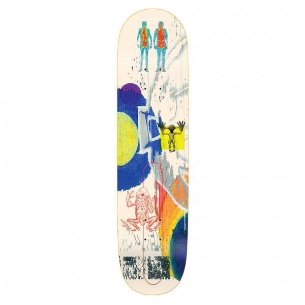 "Quasi 99 Skateboard Deck 8.25"""
