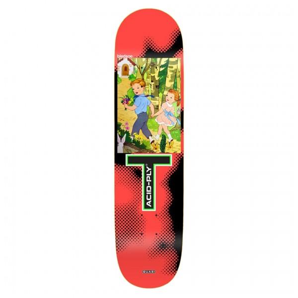 "Quasi Bledsoe Moonwalk Skateboard Deck 8.375"""