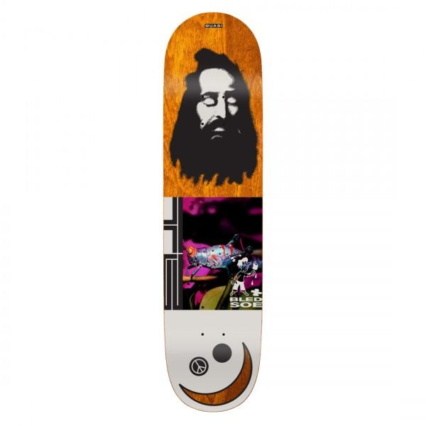 "Quasi Bledsoe Portland Skateboard Deck 8.5"""
