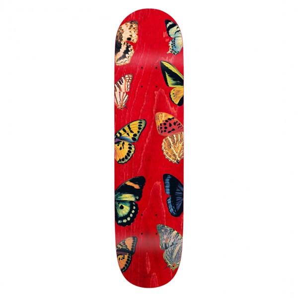 "Quasi Butterfly One Skateboard Deck 8.0"""