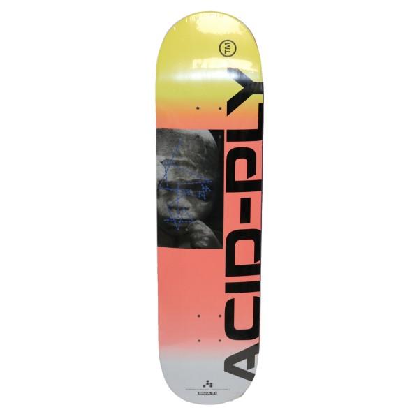 "Quasi Chembaby 1 Skateboard Deck 8.0"""