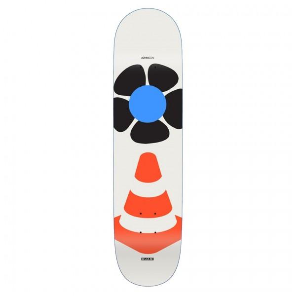 """Quasi Johnson Miami Skateboard Deck 8.25"""""""