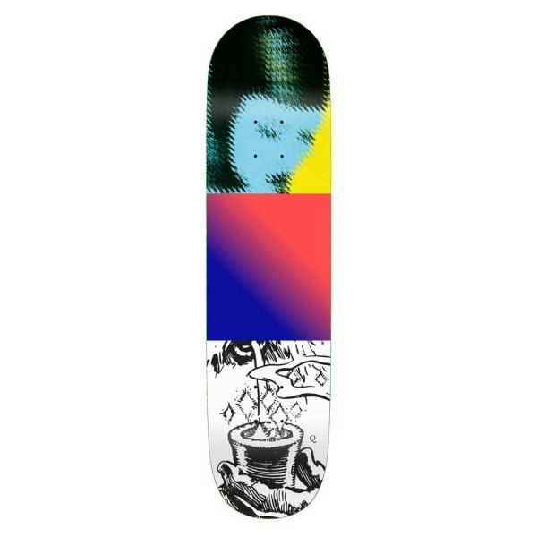 "Quasi Magiq Two Skateboard Deck 8.75"""
