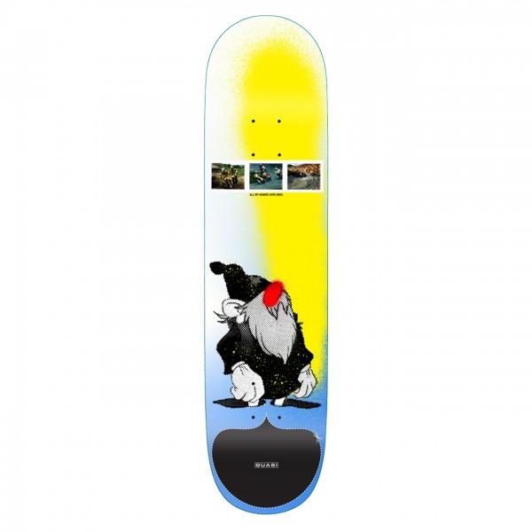 """Quasi Mies Skateboard Deck 8.75"""""""