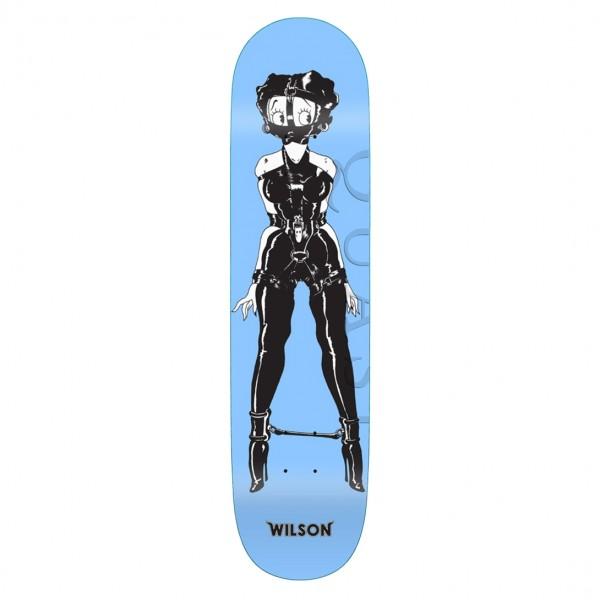 "Quasi Wilson Safe Skateboard Deck 8.25"""