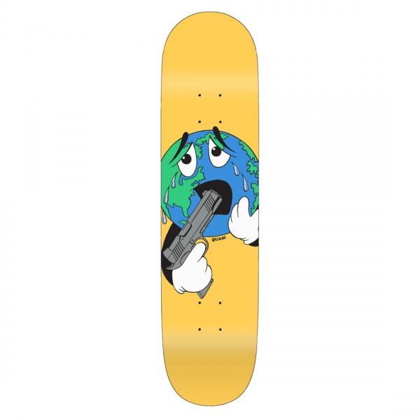 "Quasi World Two Skateboard Deck 8.625"""
