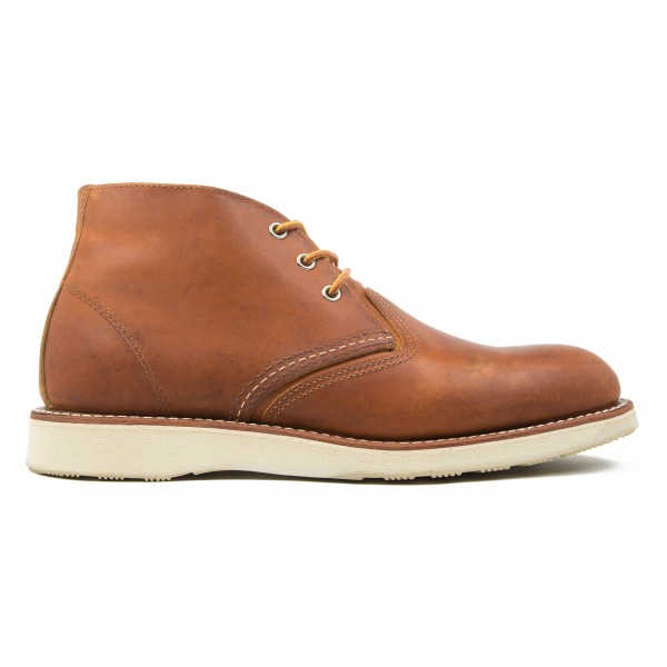 Red Wing 3140 Work Chukka Boot (Russet)