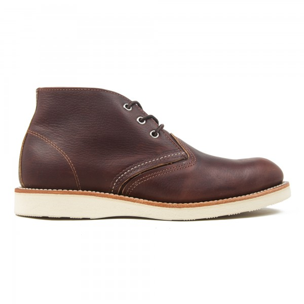 Red Wing 3141 Classic Chukka Boot (Briar Oil Slick Leather)