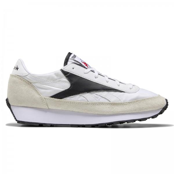 Reebok AZ Runner (White/Black/Vector Red)
