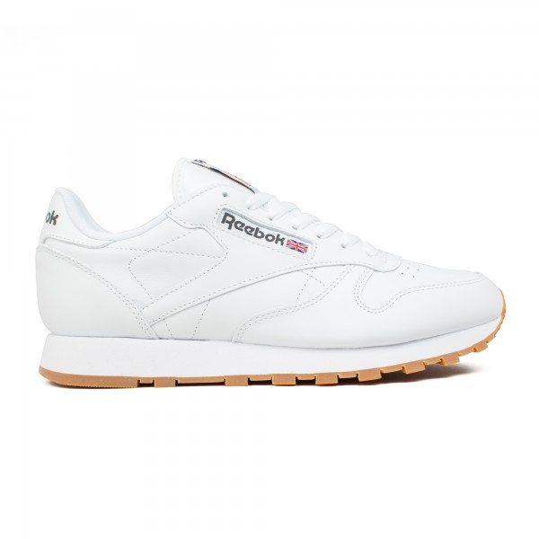 Reebok Classic Leather (White/Gum)