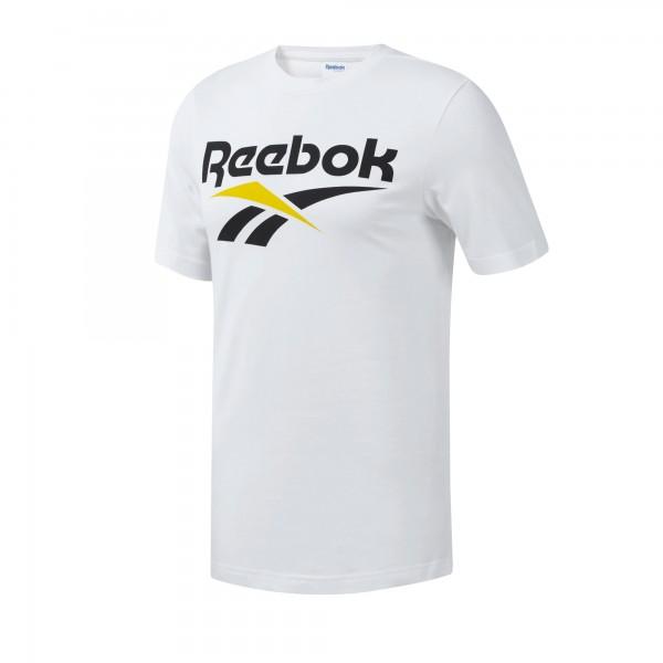 Reebok Classics Vector T-Shirt (White/Black)