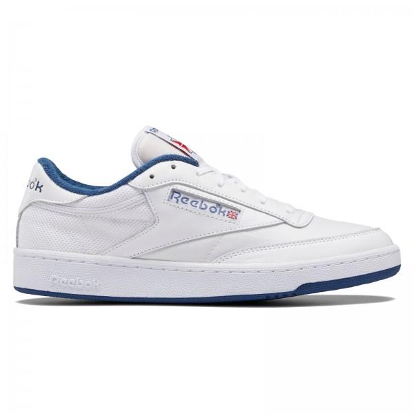 Reebok Club C 1985 TV (Footwear White/Footwear White/Footwear White)